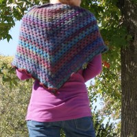 Free Chrochet Shawl Pattern