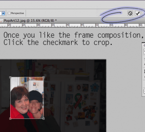 pop art with photoshop