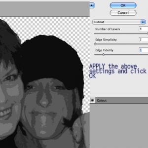 pop art in photoshop