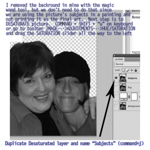 pop art tutorial for photoshop