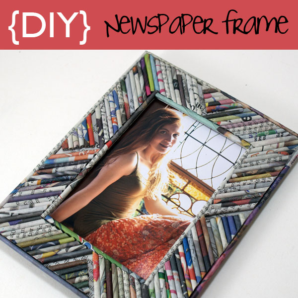 Crafts with Newspaper