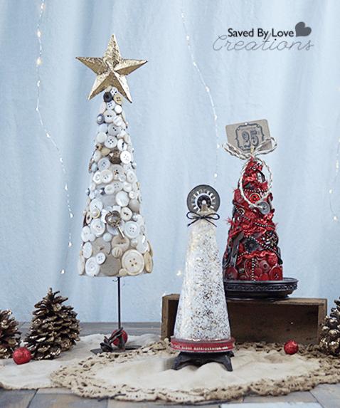 Crafts Easy Christmas Centerpiece