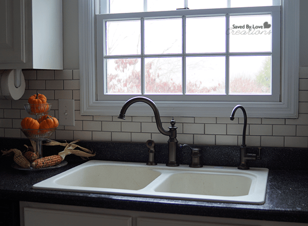 farmhouse kitchen faucet counters lowes vintage style with moen