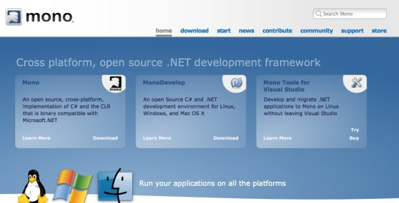 Open Source Projects for .NET Developers