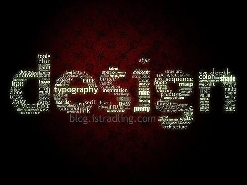 Wallpaper:  - Typography Design