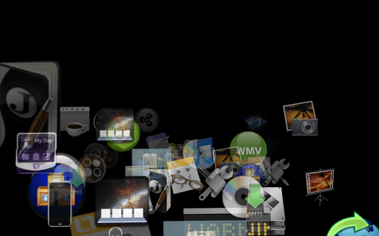 Econ Screensaver 2011 সালের সর্বাধিক জনপ্রিয় স্ক্রীন Savers