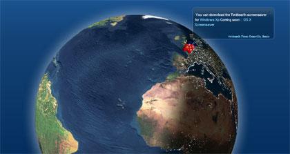 earth 2011 সালের সর্বাধিক জনপ্রিয় স্ক্রীন Savers