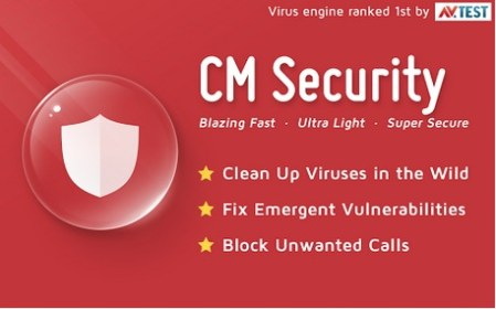 CM Security - FREE Antivirus