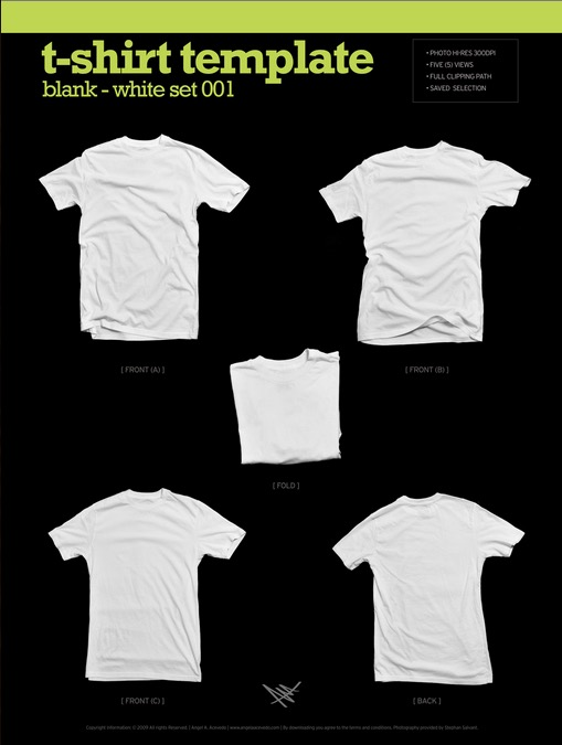 Mockup T Shirt Cdr : mockup, shirt, Download, Shirt, Templates, Mockup, SaveDelete