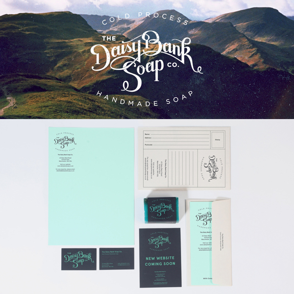 Daisy Bank Soap Co. by Passport, Jonathan Finch, and Rosalind Stoughton