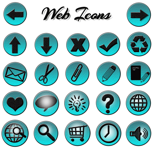 81 Best Free Social Media Icons and Buttons SaveDelete