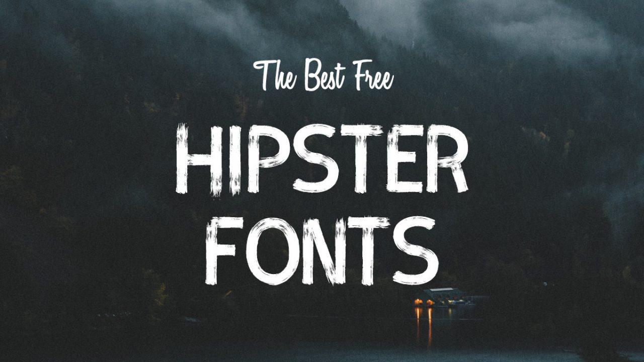 best-hipster-fonts