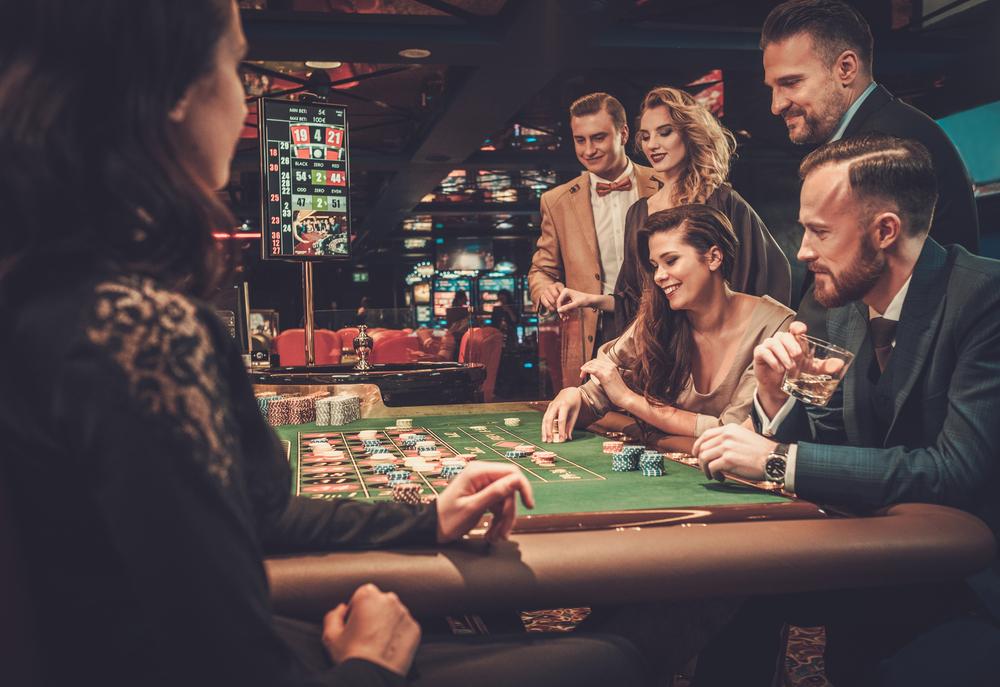 US states casinos