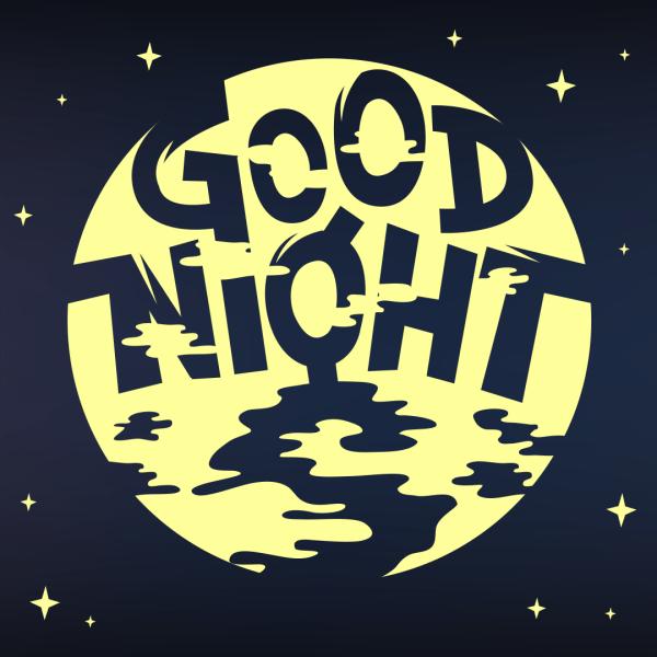 Good Night, Night Sky Moon