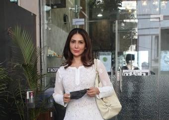 Kim sharma bandra muha salon