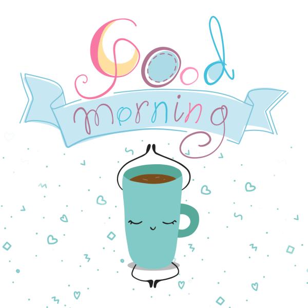 Good Morning Coffee & Yoga