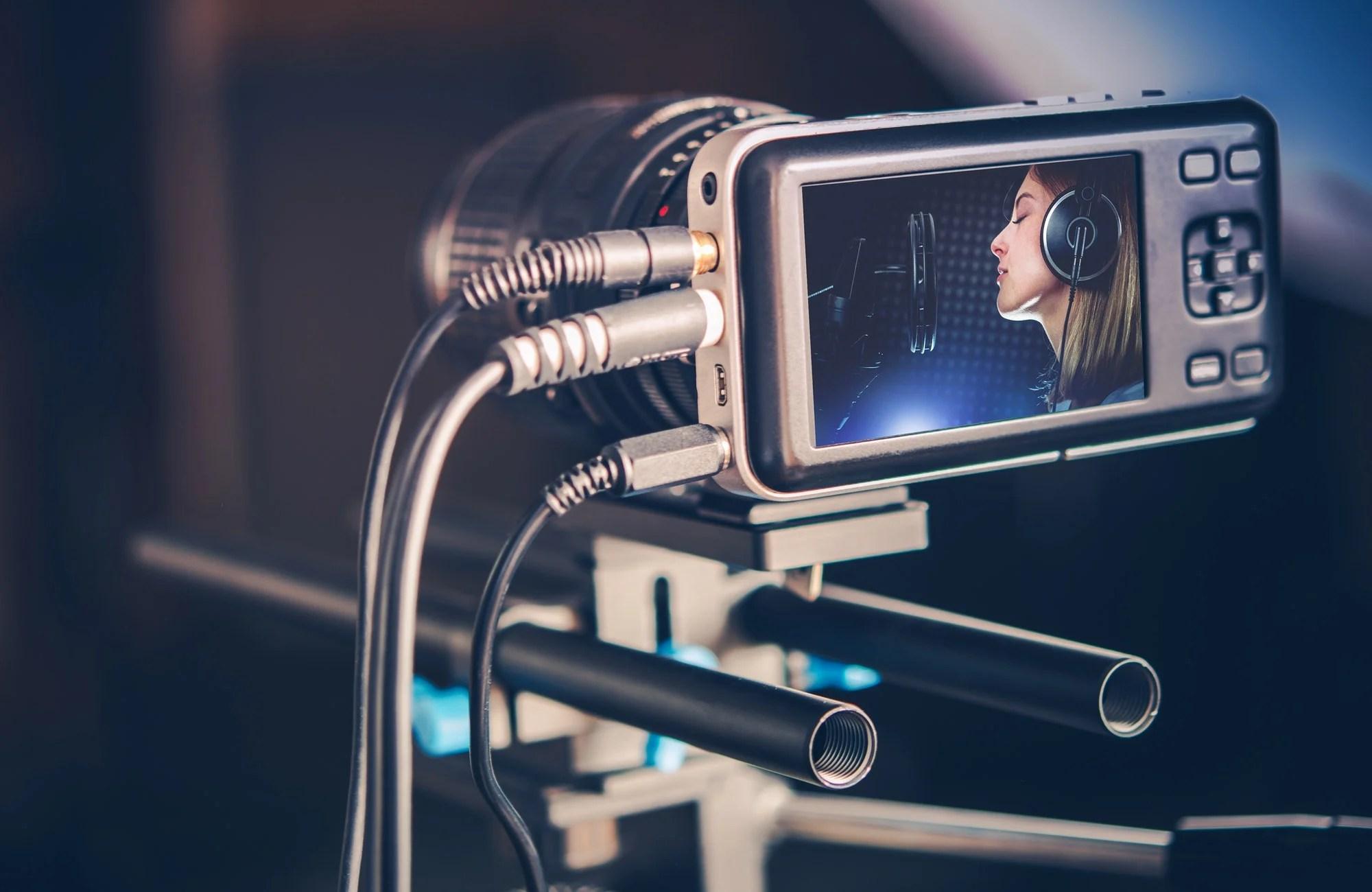 Making Music Video