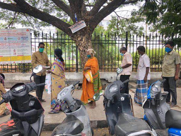SASI KANTA DASH AN INTIATOR TO FEED THE HUNGRY, INDIA
