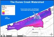 dunes creek watershed