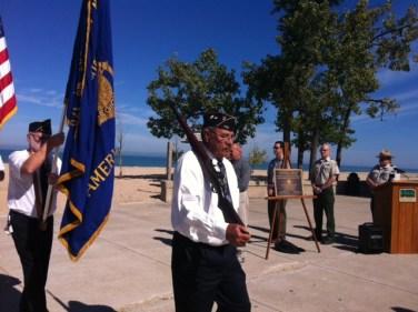 JD Marshall preserve dedication 9-30-2013
