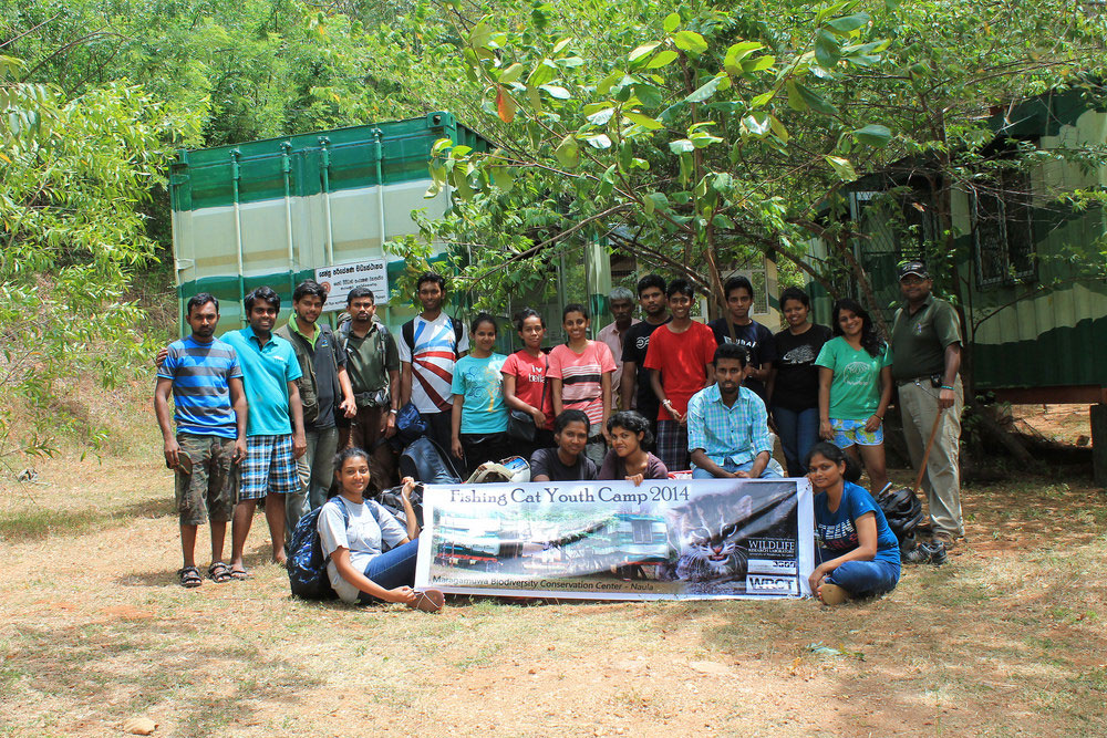 Fishing Cat Youth Camp 2014