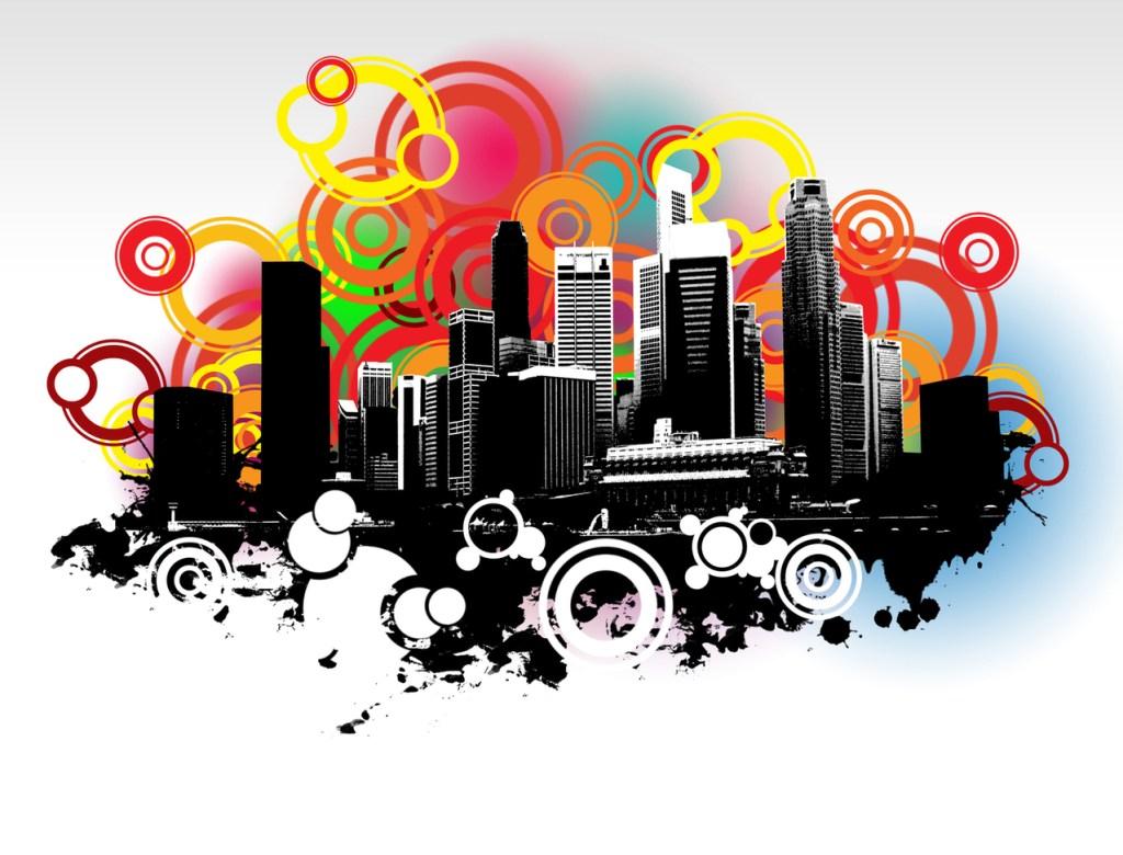 Life, journey, city life