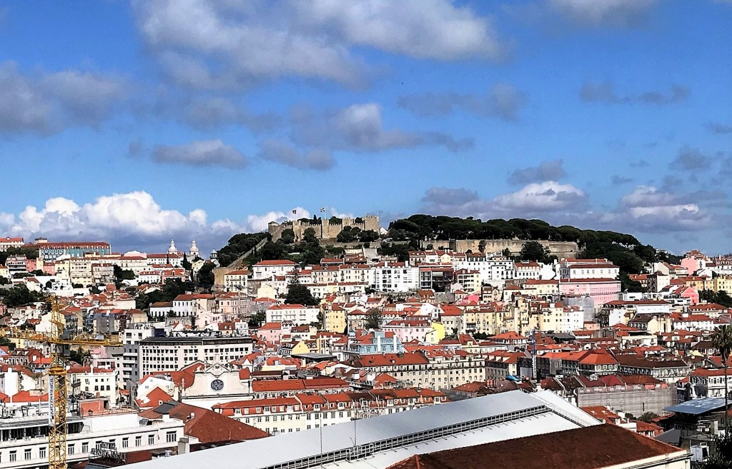 Lisbon - city view