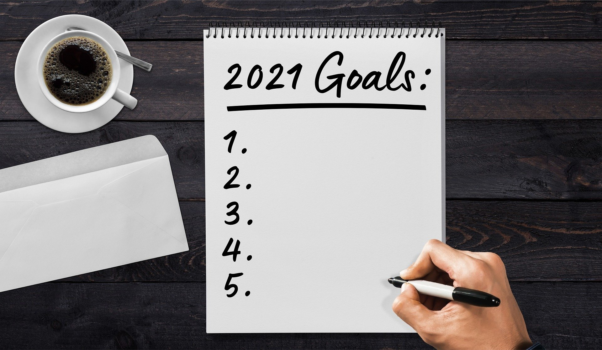 list of 2021 goals - financial goals for baby boomers