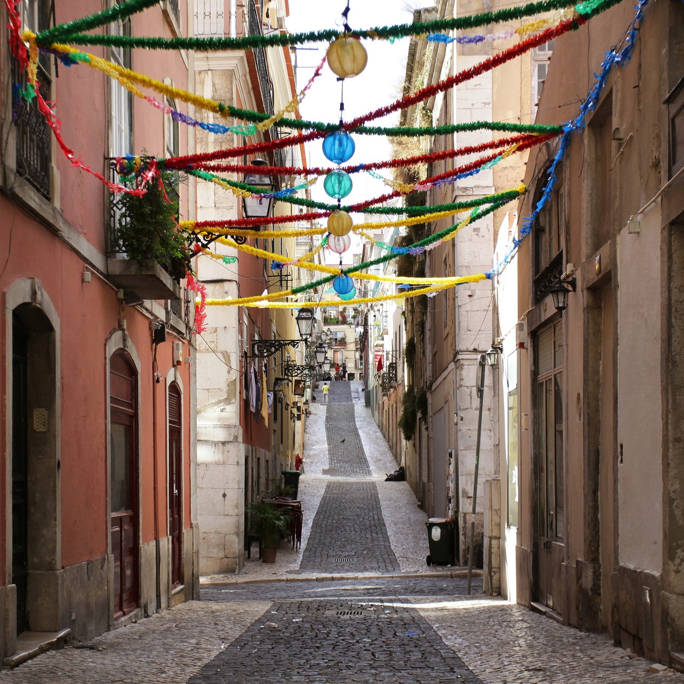 city road decorated - travel expenses in retirement