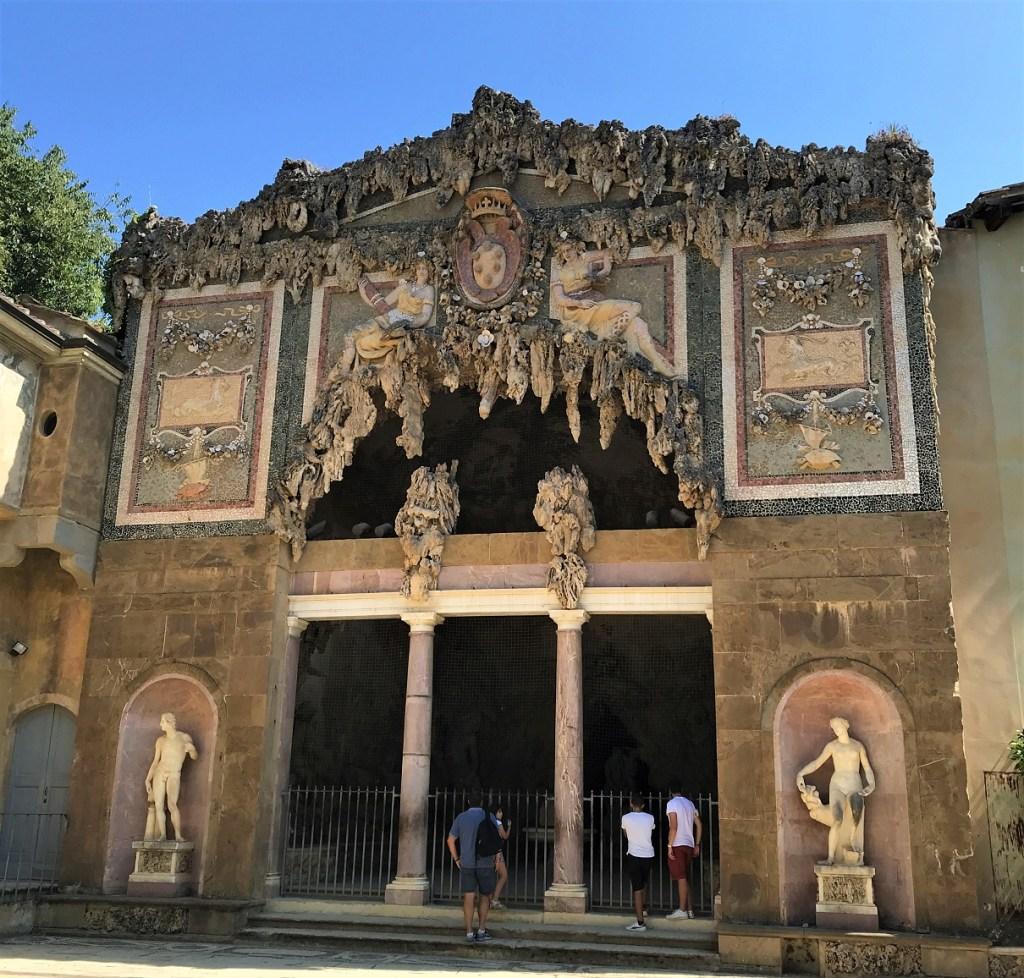 Grotto in Boboli Gardens