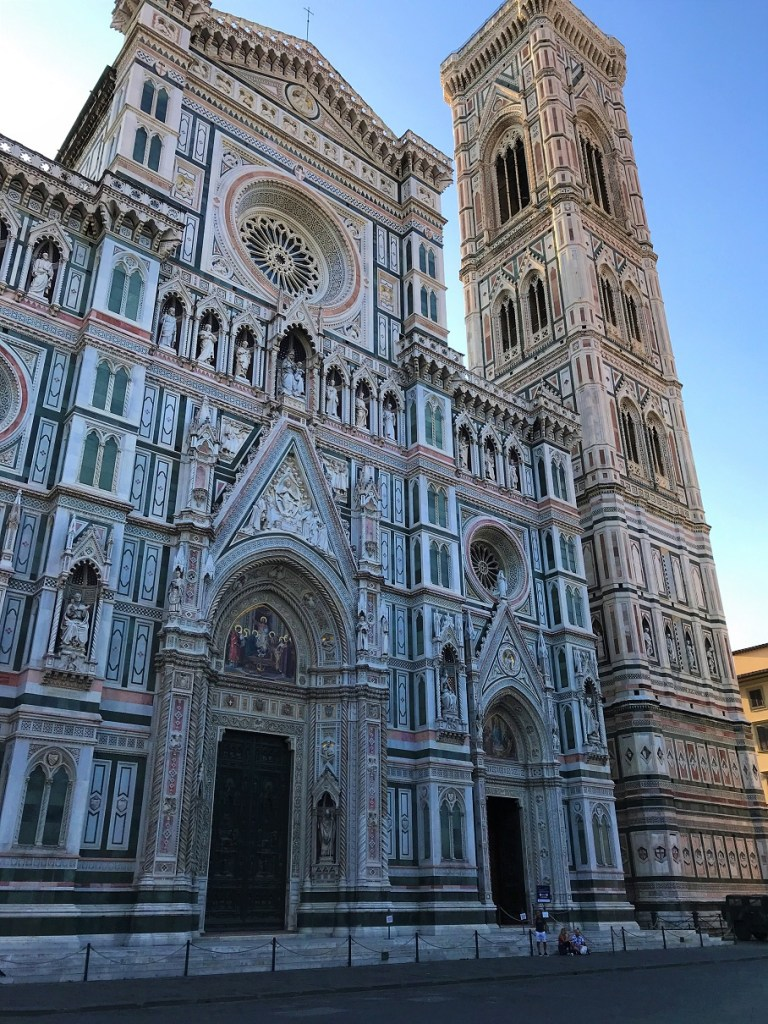 The Campanelle in Florence