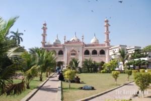 Karachi Aram Bagh Masjid