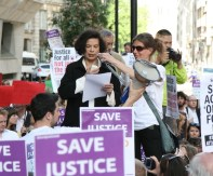 Bianca Jagger: Founder and Chair of the Bianca Jagger Human Rights Foundation