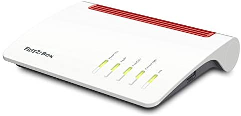 AVM FRITZ!Box 7590 International Modem Router, Wireless Veloce AC+N 2533...