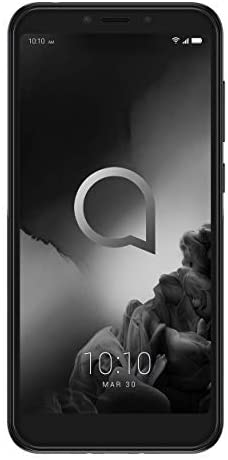 """Alcatel 1S 2019, 5.5"""", 4G, 32 GB ROM + 3 GB RAM, Octa-Core, Metallic Black,..."""
