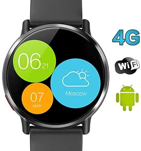 DSGYZQ Touchscreen Bluetooth Smartwatch 4G WiFi aggiornato con Android 7.1,...