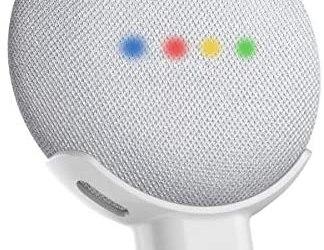 Gelink Supporto da Tavolo Montaggio per Google Home Mini/Nest Mini (2nd…
