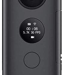 Insta360 ONE X – Videocamera 360° con Risoluzione Video da 5.7K, Foto da 18…