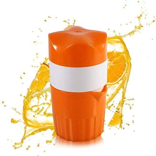 Manuale di plastica tenuta in mano spremiagrumi Arancia Limone frutta...
