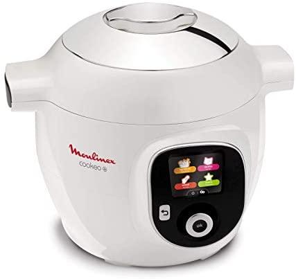 Moulinex Cookeo+, Multi-cottura Intelligente con Pannello di Controllo...