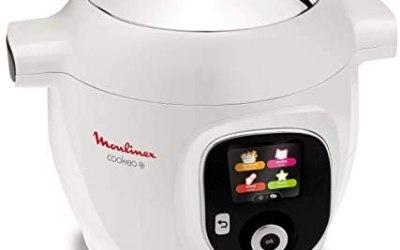 Moulinex Cookeo+, Multi-cottura Intelligente con Pannello di Controllo…