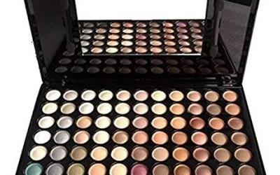 Palette Ombretti, FantasyDay® 88 Colori Eyeshadow Palette Neutri Caldi…