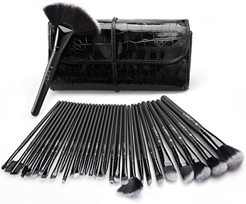 Pennelli Make Up USpicy Kit 32 pezzi Pennelli Cosmetici Trucco spazzola...