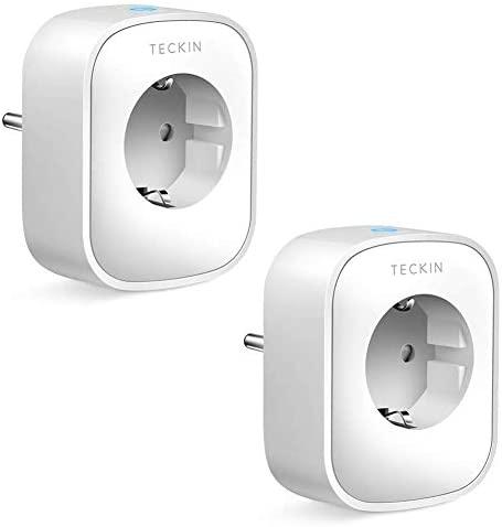 Presa Intelligente WiFi Smart Plug Spina Energy Monitor Compatibile con...