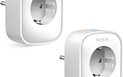 Presa Intelligente WiFi Smart Plug Spina Energy Monitor Compatibile con…