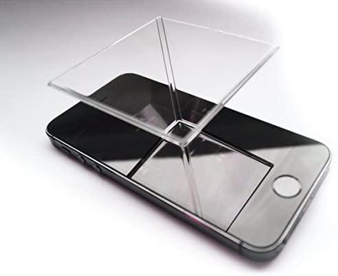 Proiettore Spectre 3D Ologramma per Qualsiasi Smartphone - Valore Pacchetto...