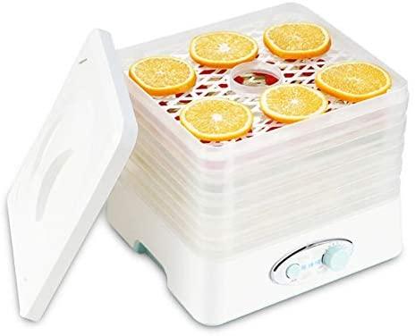 SOAR Essiccatori per alimenti Mini essiccatore frutta, asciugatrice cibo,...