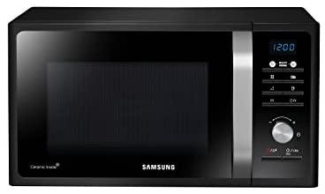 Samsung Forno a Microonde Grill Combinato da 800 W con Grill e Piatto...