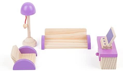 Small Foot- Mobili in Legno per Bambole, 10870