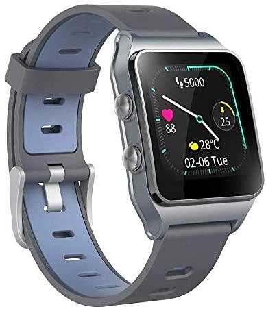 Smartwatch GPS con 17 modalità sport Activity Tracker IP68 Orologi da nuoto...